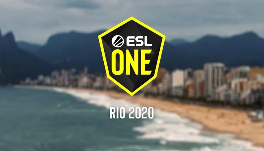ESL RIO CSGO