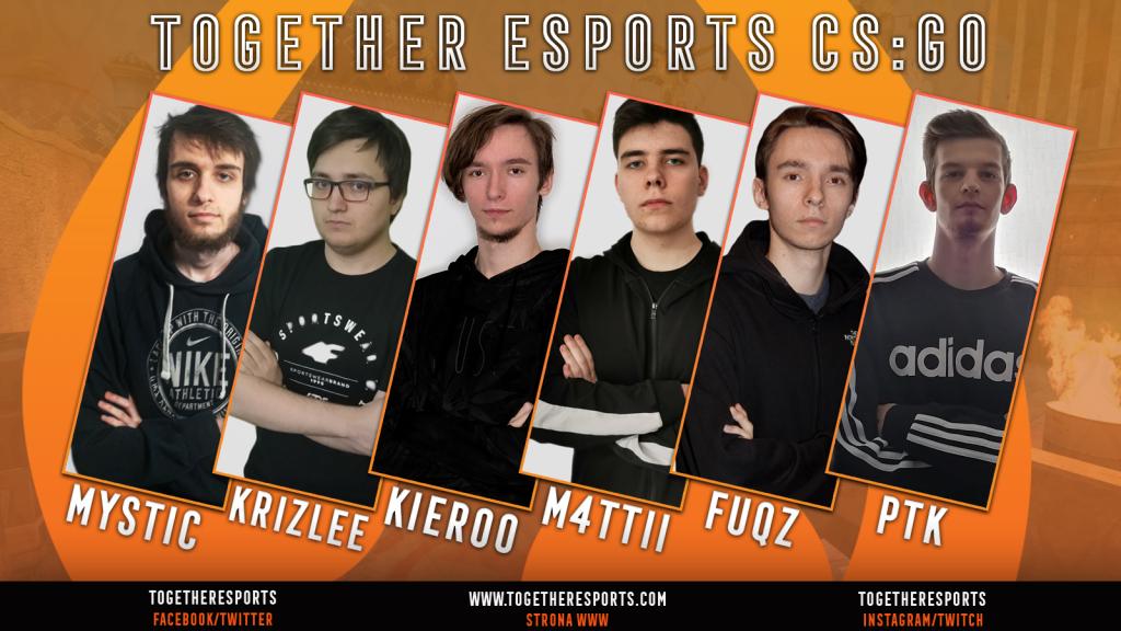 Together Esports CSGO