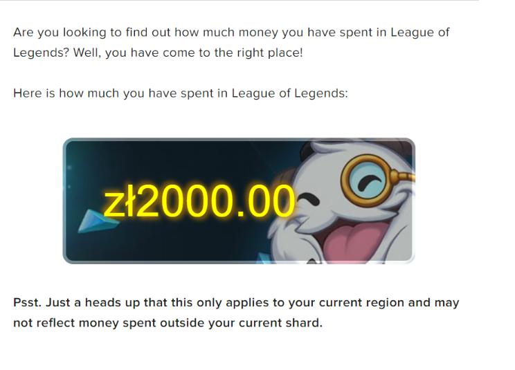 Ile wydałem na lola 2020